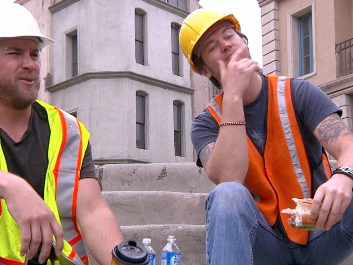 from Landyn l thomas gay construction company
